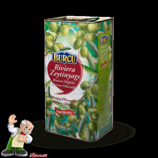 Burcu Riviera Olive Oil 5L