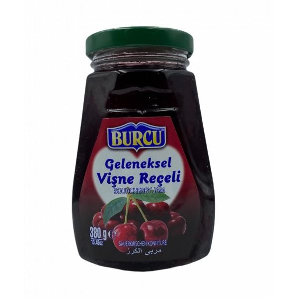 Burcu Sourcherry Jam 380g