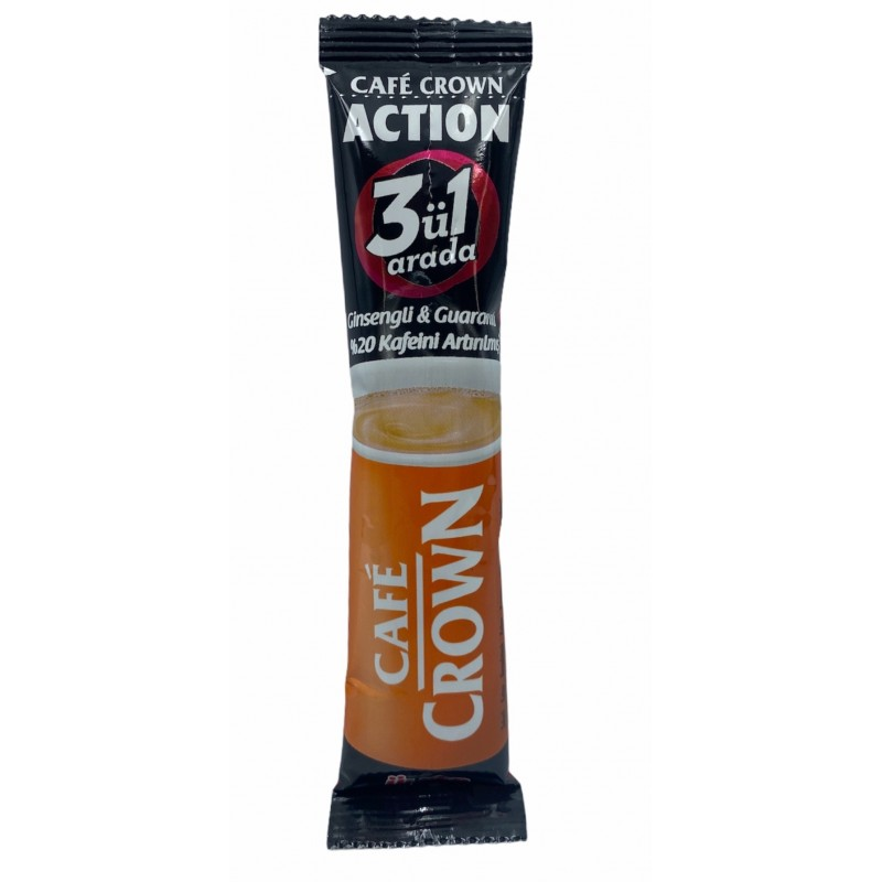 Cafe Crawn Action 3 In 1