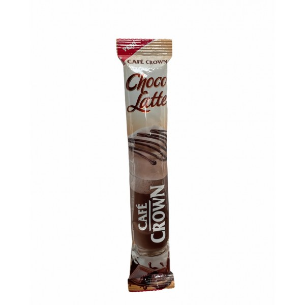 Ulker Cafe Crown Choco Latte With Milk Chocolate 17g