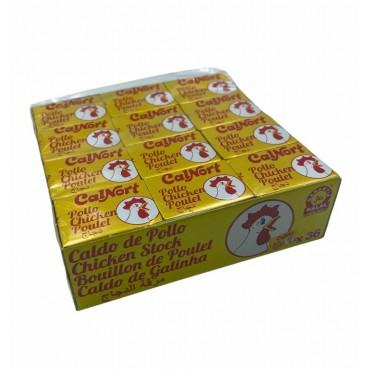 Calnort Chicken Cube 10g X 36cube