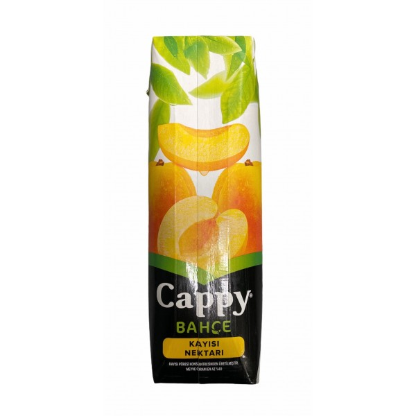Cappy Apricot Nectar 1lt