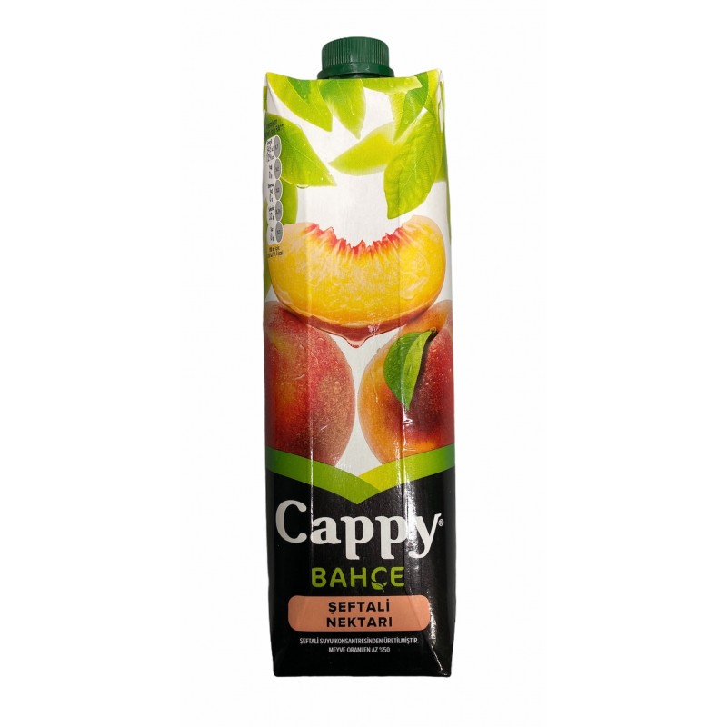 Cappy Peach Nectar 1lt