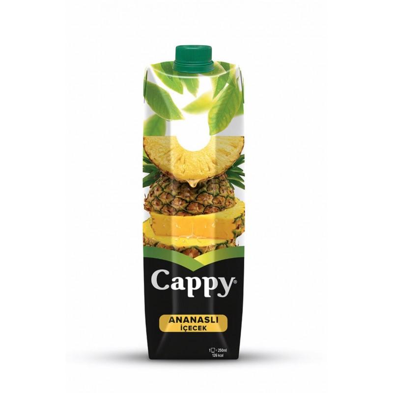 Cappy Pineapple Juice 1L