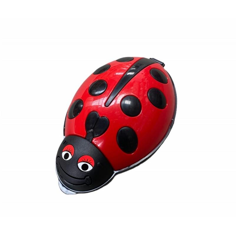 Carpet Crumb Brush Collestor Ladybug Style