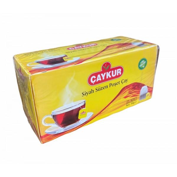 Caykur Black Tea 25 Sachets