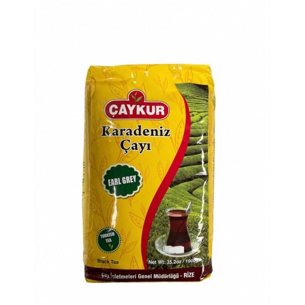 Caykur Early Grey Black Tea 1000g