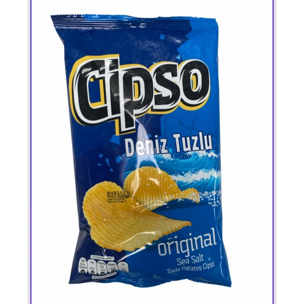 Cipso Original Sea Salt 103g
