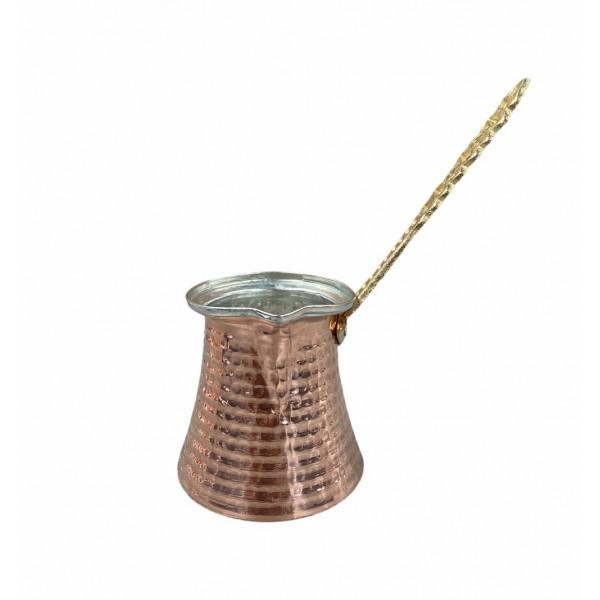 Copper Coffee Pot 8.7cm