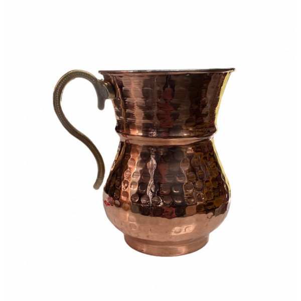 Copper Cup With Handle 1x