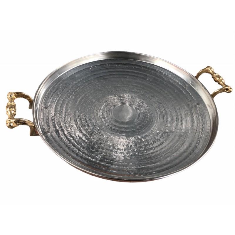 Copper Roasting Plate 35cm