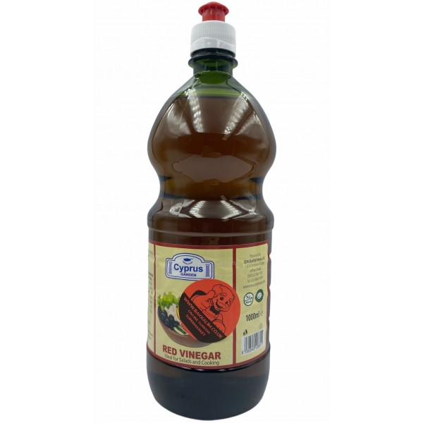 Cyprus Harden Red Vinegar 1000ml
