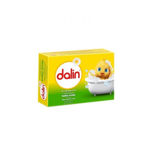Dalin Baby Soap With Chamomile Extract 100g