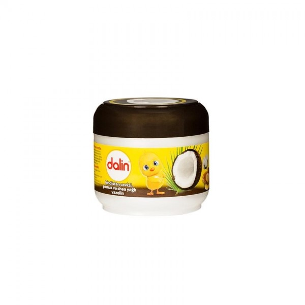 Dalin Coconut And Cotton Oil Extract Vaseline 100ml