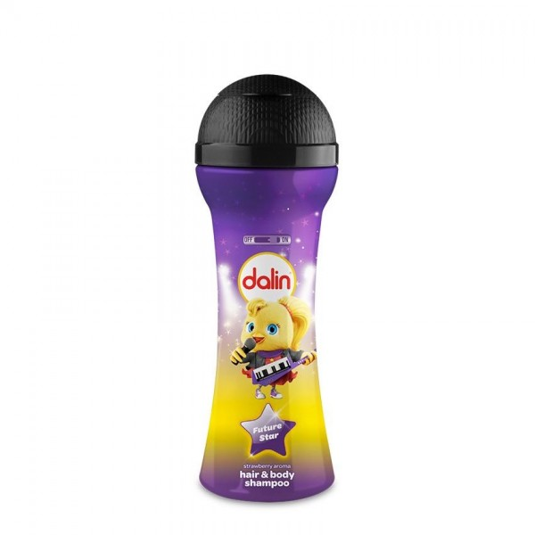 Dalin Future Star Strawberry  Flavored Shampoo 300ml