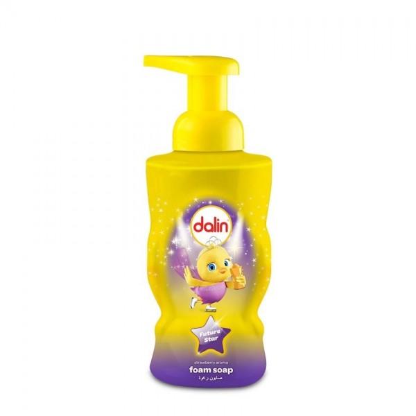 Dalin Strawberry Extract Baby Shampoo 300ml