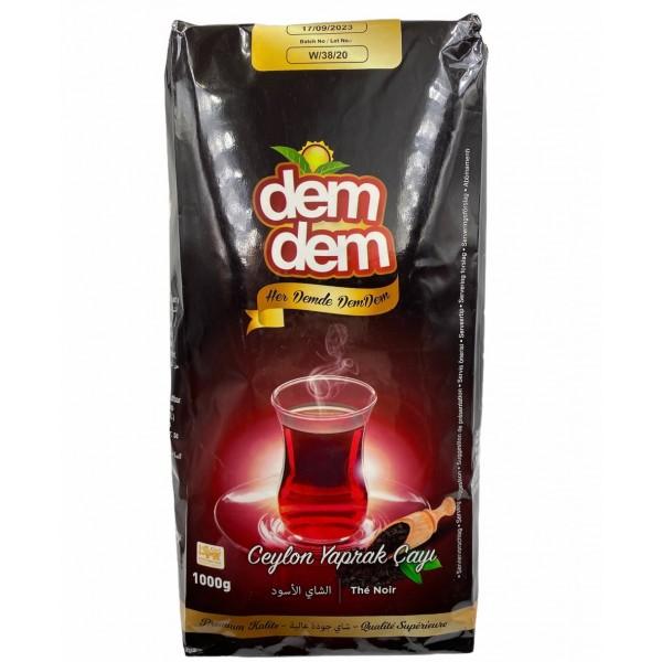 DemDem Ceylon Black Tea 1000g