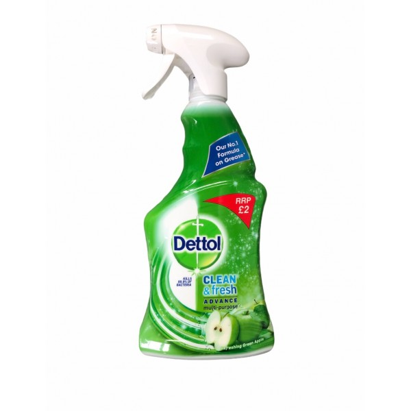 Dettol Clean And Fresh Advance Multi-Purpose 500ml