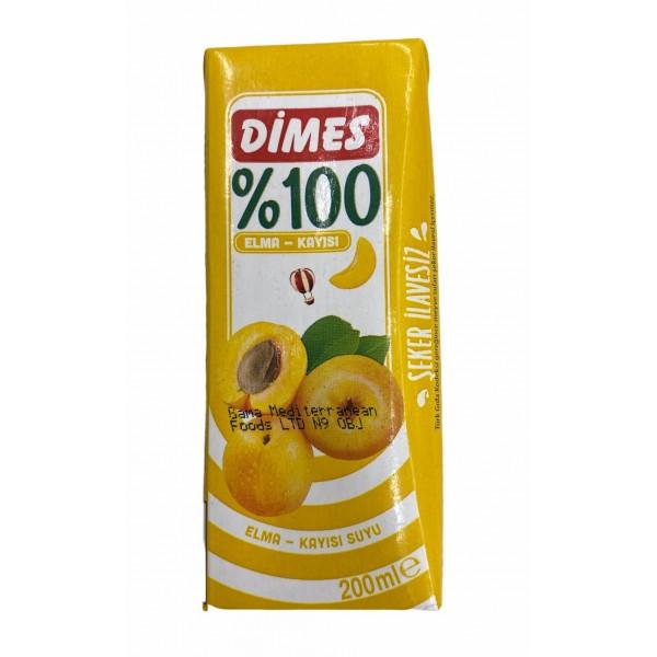 Dimes Apricot Juice 200ml