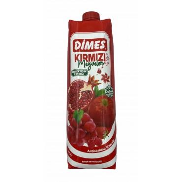 Dimes Multi Red Fruit Juice 1L