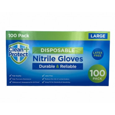 Disposable Nitrile G...