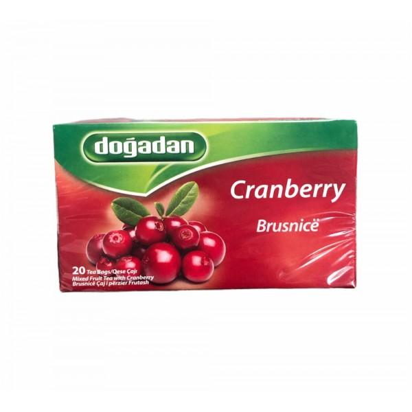 Dogadan Cranberry Tea 20bags