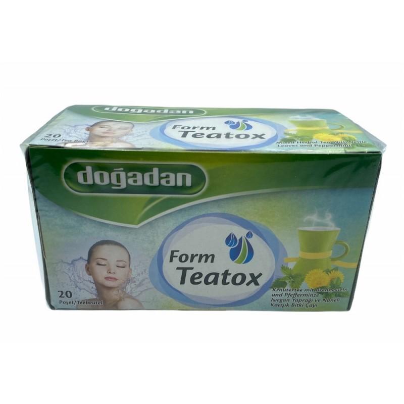 Dogadan Form Teatox 20 Bags