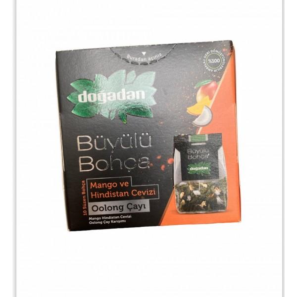Dogadan Mango And Cocunut Herbal Tea 10 Bags