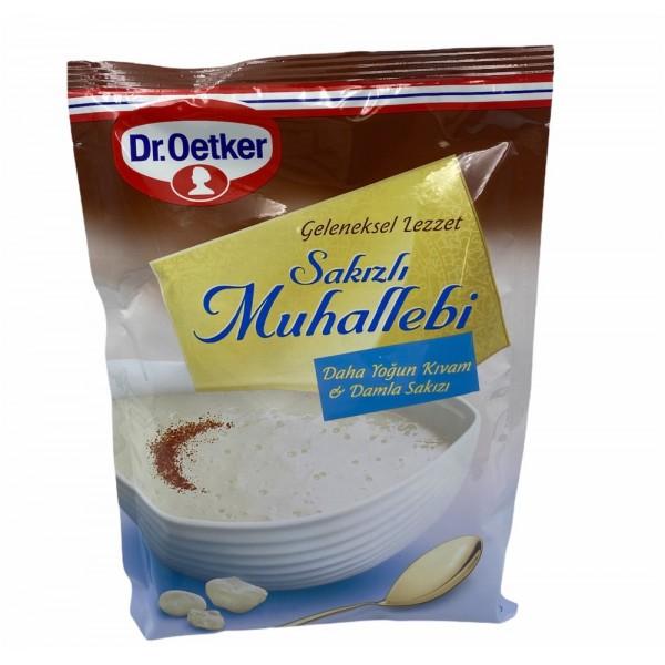 Dr Oetker Traditional Sakizli Muhallebi Dessert