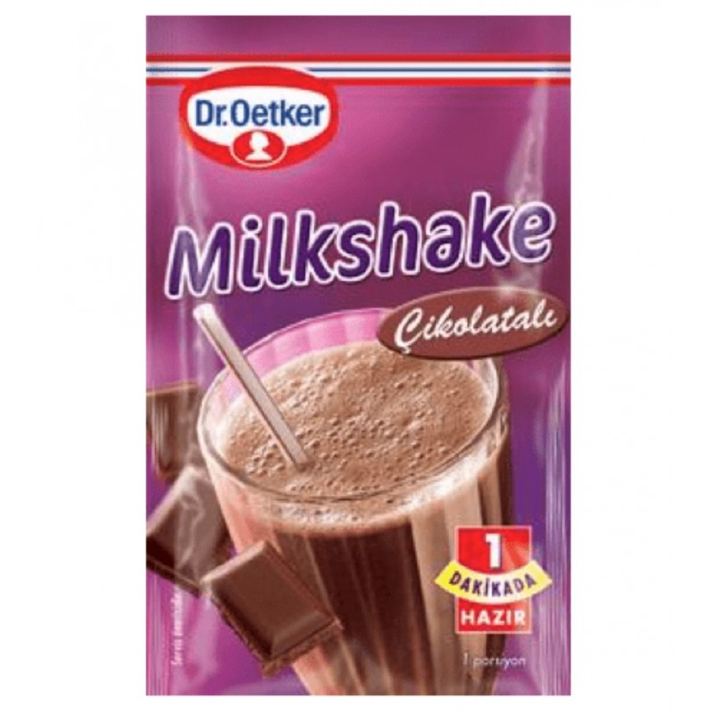DrOetker Milkshake With Chocolate 30g