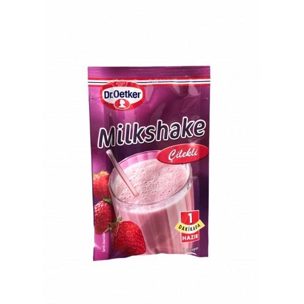 DrOetker Milkshake With Strawberry 26g