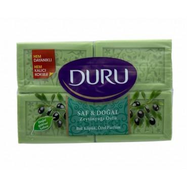 Duru Olive Oil Soap 4x150gr