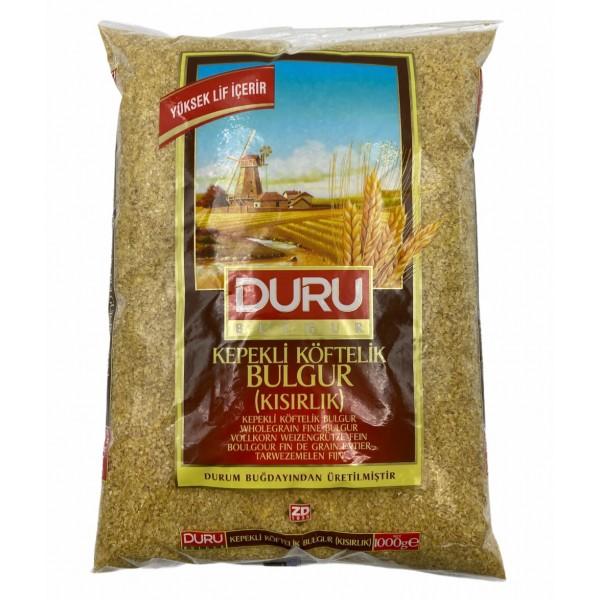 Duru Whole-grain Fine Bulgur 1kg
