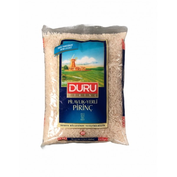 Duru Coarse Rice 1kg
