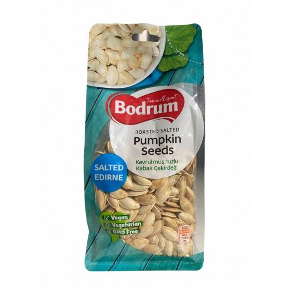 Bodrum Edirne Roasted Salted Pumpkin Seeds 200g