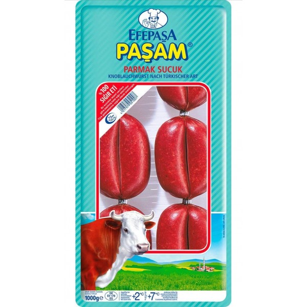 Efepasa Pasam Finger Sucuk With Chilli 1kg
