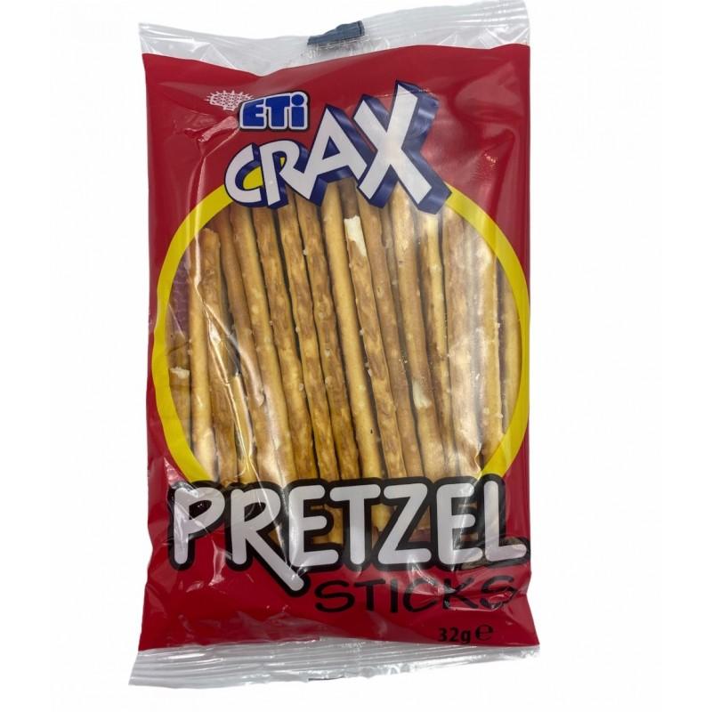 Eti Crax Pretzel Sticks 32g