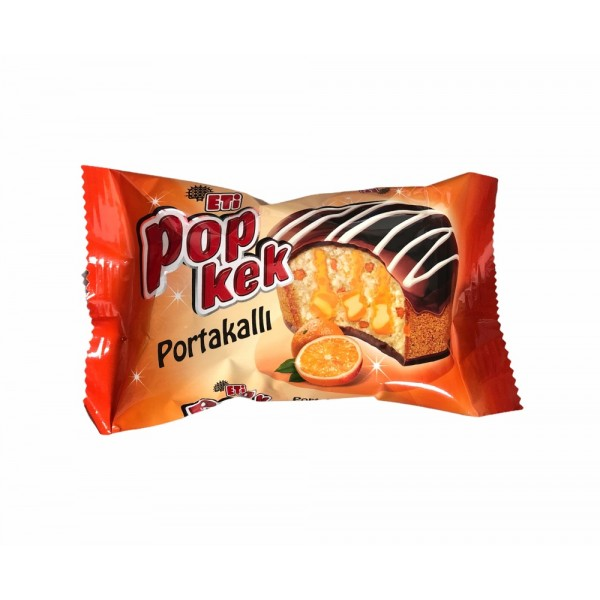 Eti PopKek With Orange 60g