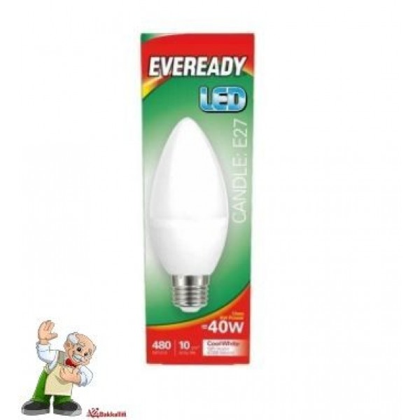 Eveready Led Candle 40w 35mmx98mm