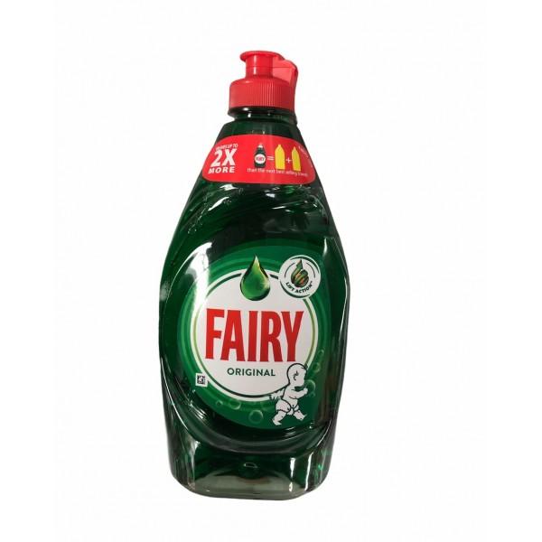 Fairy Original Dishes Detergent 433ml