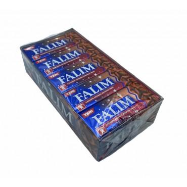 Falim Carnation Flavored Sugar Free Gum 20x 5pcs