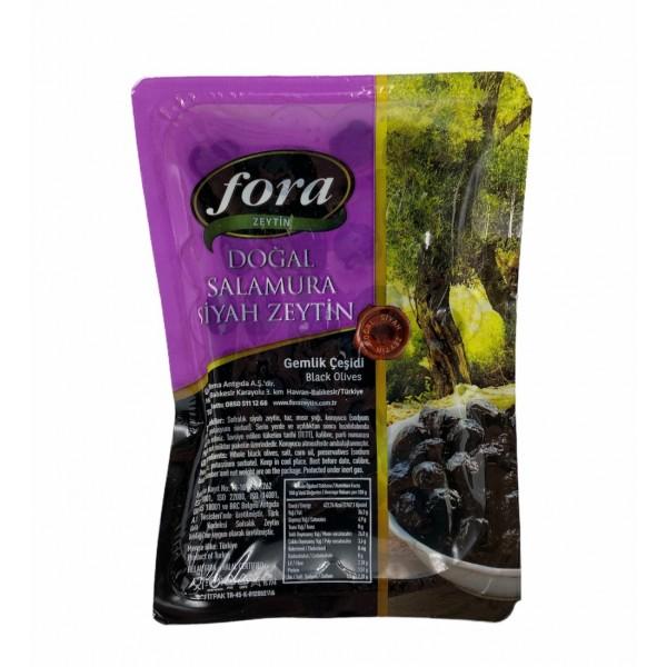 Fora Black Olives 200gr