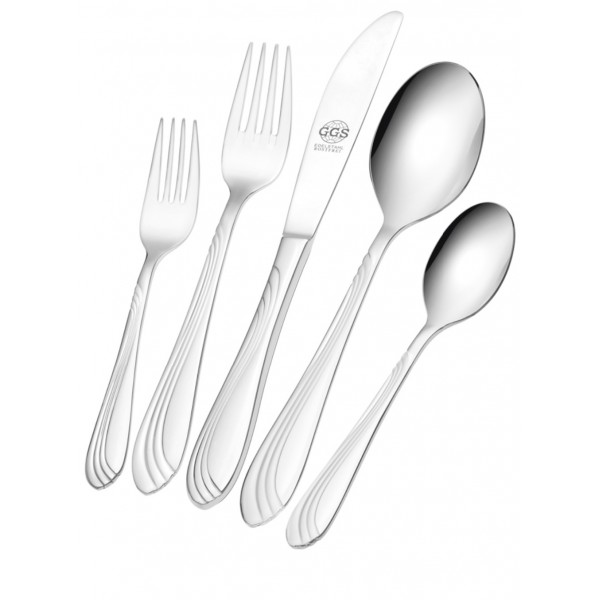 GGS Sonja 72 Piece Cutlery Set Service For 12
