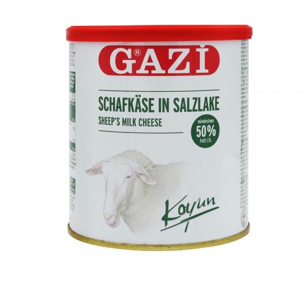 Gazi Sheep Cheese Half Fat 400g