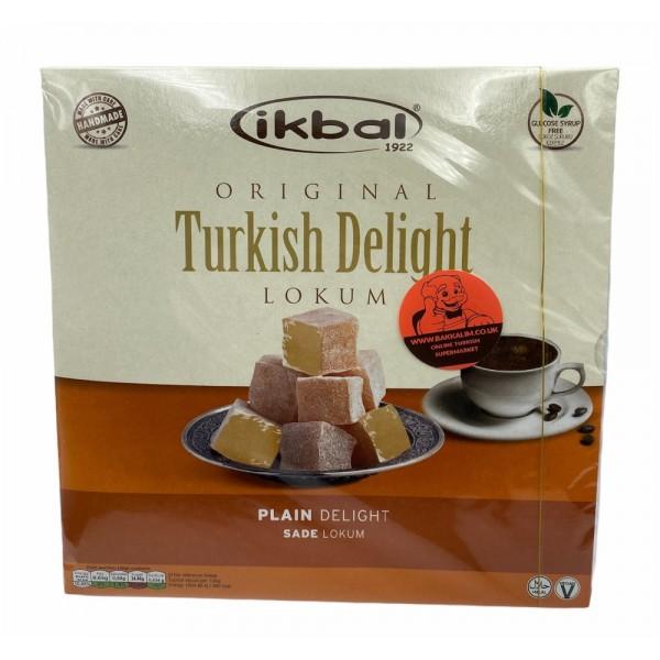 Ikbal Turkish Delight Plain 350g