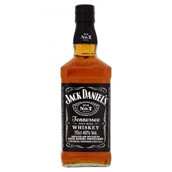 Jack Daniels Tennessee Whiskey 70Cl Bottle