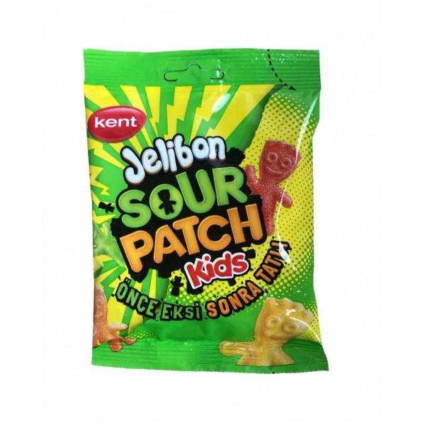 Kent Jelibon Sour Patch Sweets Halal 80g