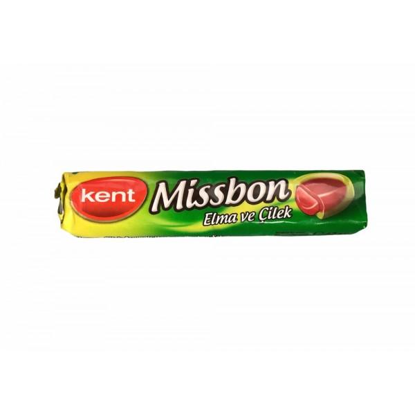 Kent Missbon Apple And Strawberry 43g