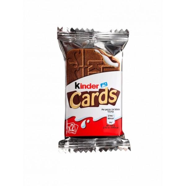 Kinder Cards 25g