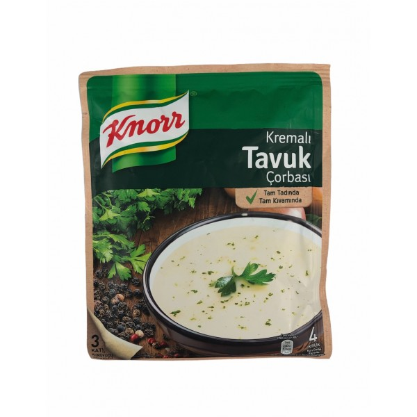 Knorr Chicken Soup With Cream 65g